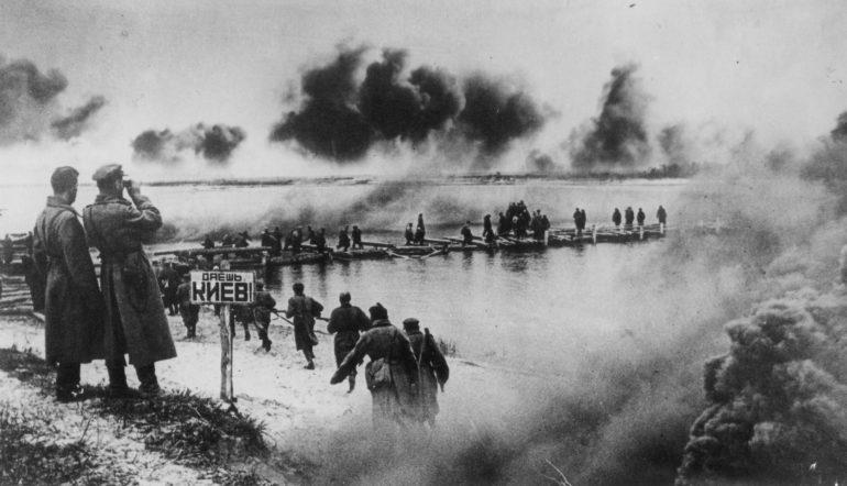 Битва за Днепр (1 фото)