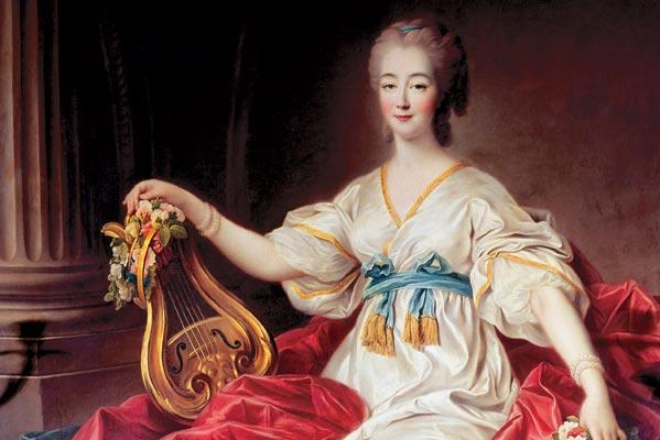 Валерия Мессалина Гала Дали Джованна Неаполитанская Екатерина II Елизавета Петровна Мария Антуанетта