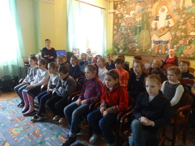 неделя детской и юношеской книги, донецкая республиканская библиотека для детей, отдел обслуживания дошкольников и учащихся 1-4 классов