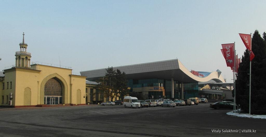 VIP-терминал аэропорта Алматы