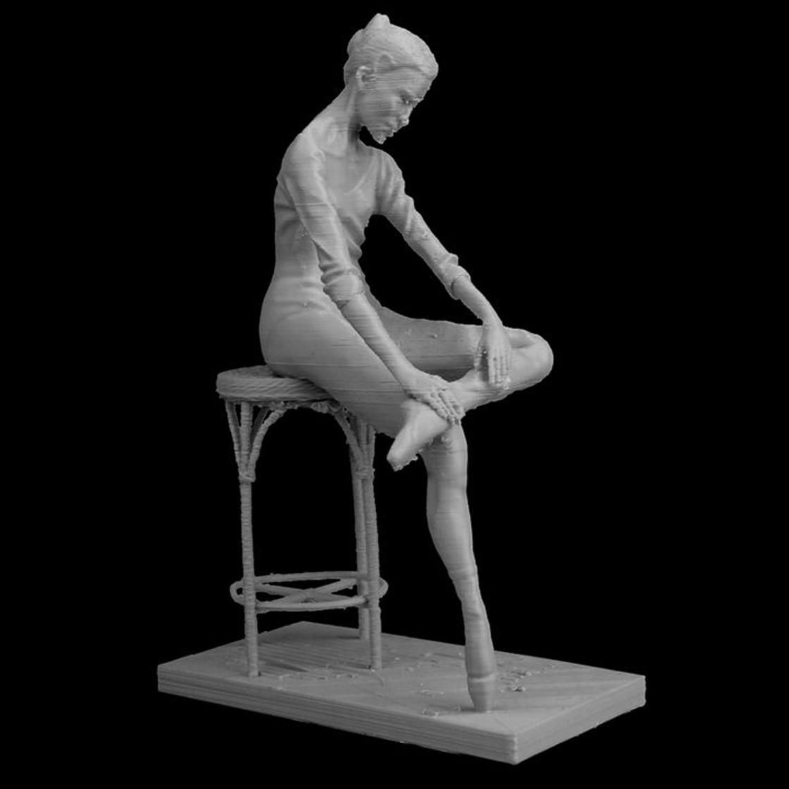 8000 famous sculptures available in 3D for your 3D printer!