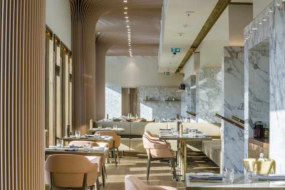 Blacksheep  , the London based F&B design specialist has worked with Ritz-Carlton Ho