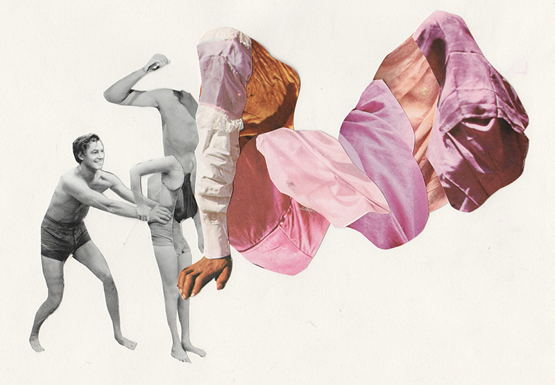 Surrealist Collages by Amanda Durepos