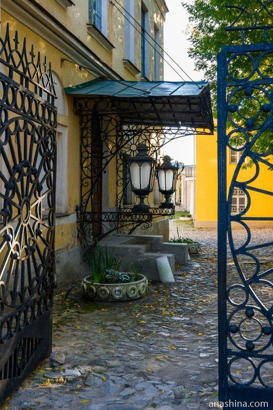 Калужский областной краеведческий музей, усадьба Золоторева, Калуга