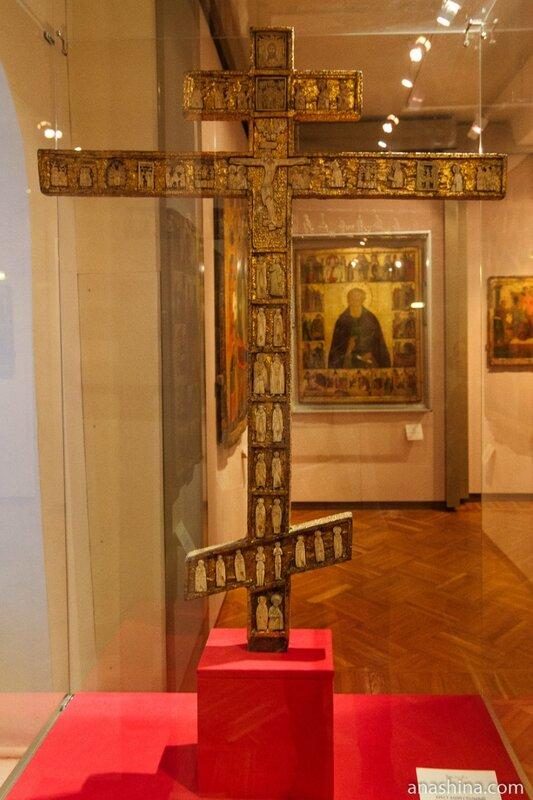 Крест запрестольный (Киликиевский). Первая половина XVI века