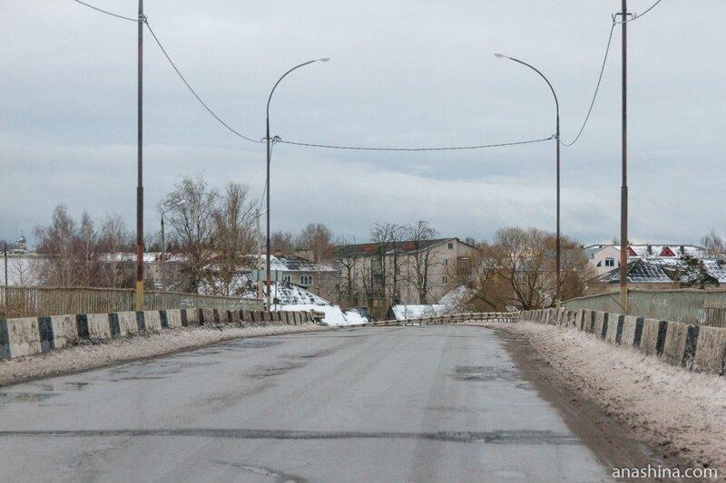 Мост, Пошехонье