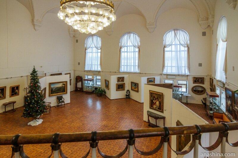 Художественная галерея, Рыбинск