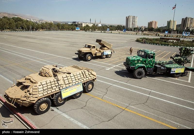 Иранская армия продолжает пытаться что-то выжать из старой техники