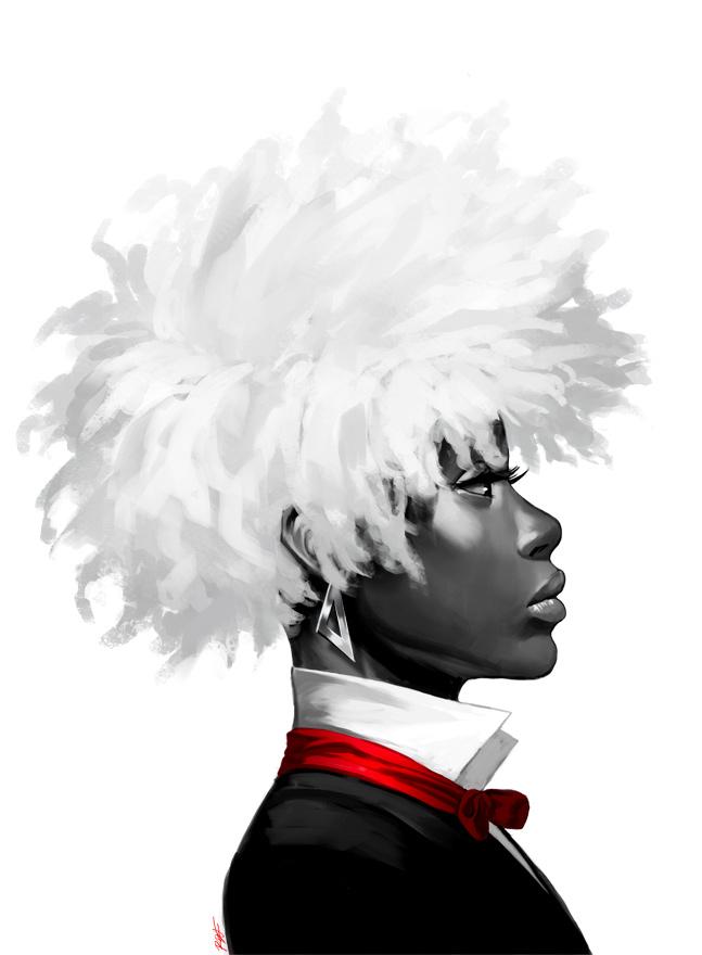 Awe-inspiring Digital Illustrations by ReJean DuBois