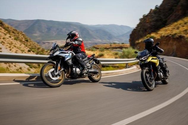 В 2017 году BMW продали 164 153 мотоциклов
