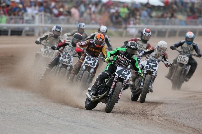 Команда Harley-Davidson собирается вернуть себе титул AMA Flat Track в 2018
