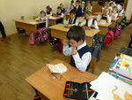 День гимназиста в школе 1011 в Солнцево
