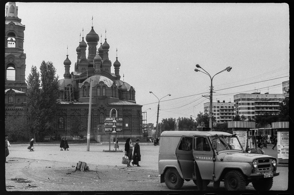 ZAVODFOTO / История городов России в фотографиях: Челябинск № 27