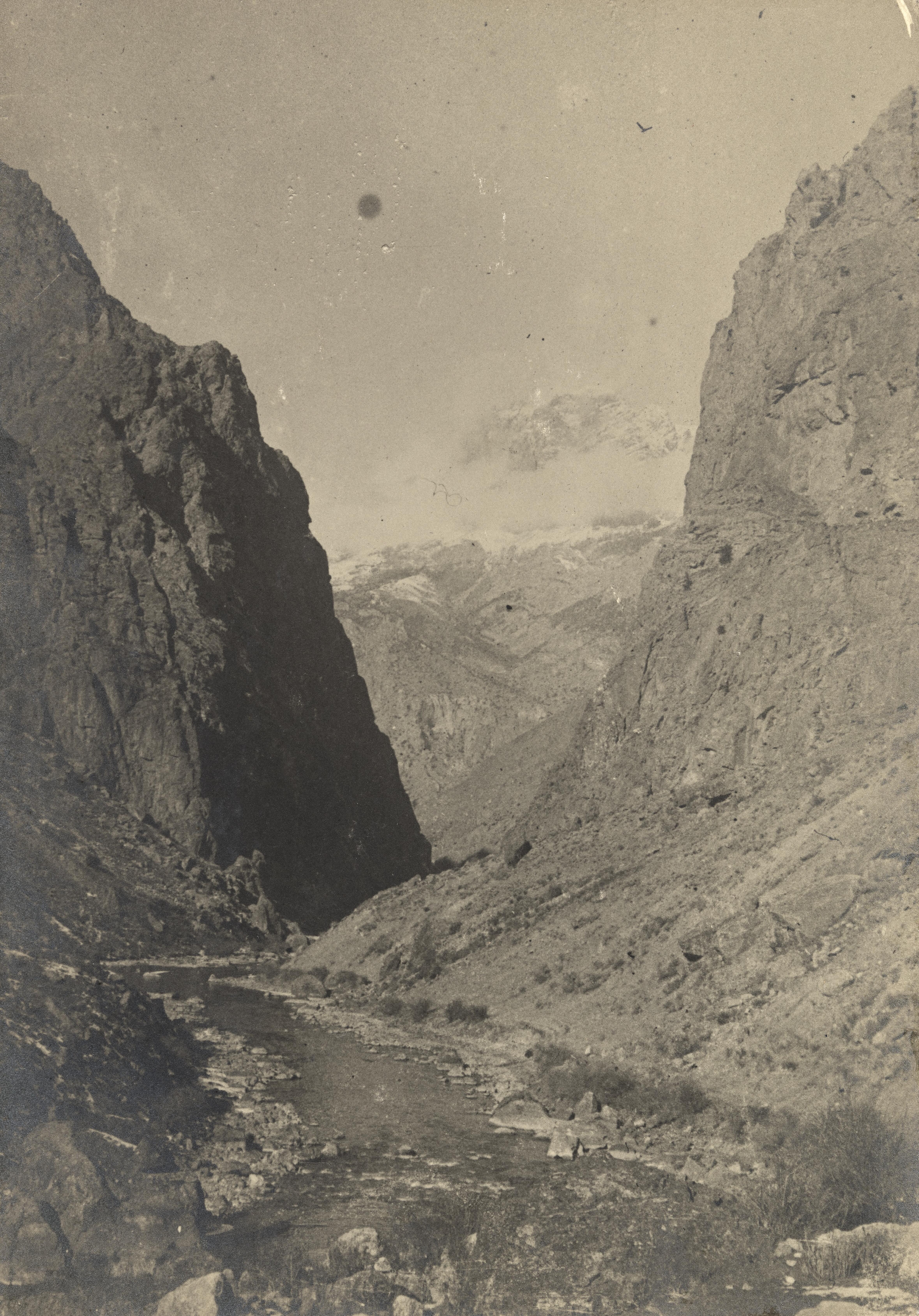 17. Река Ягнобдарья