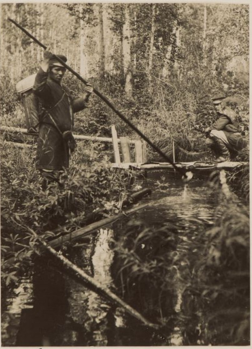 Ловля рыбы на Васюгане