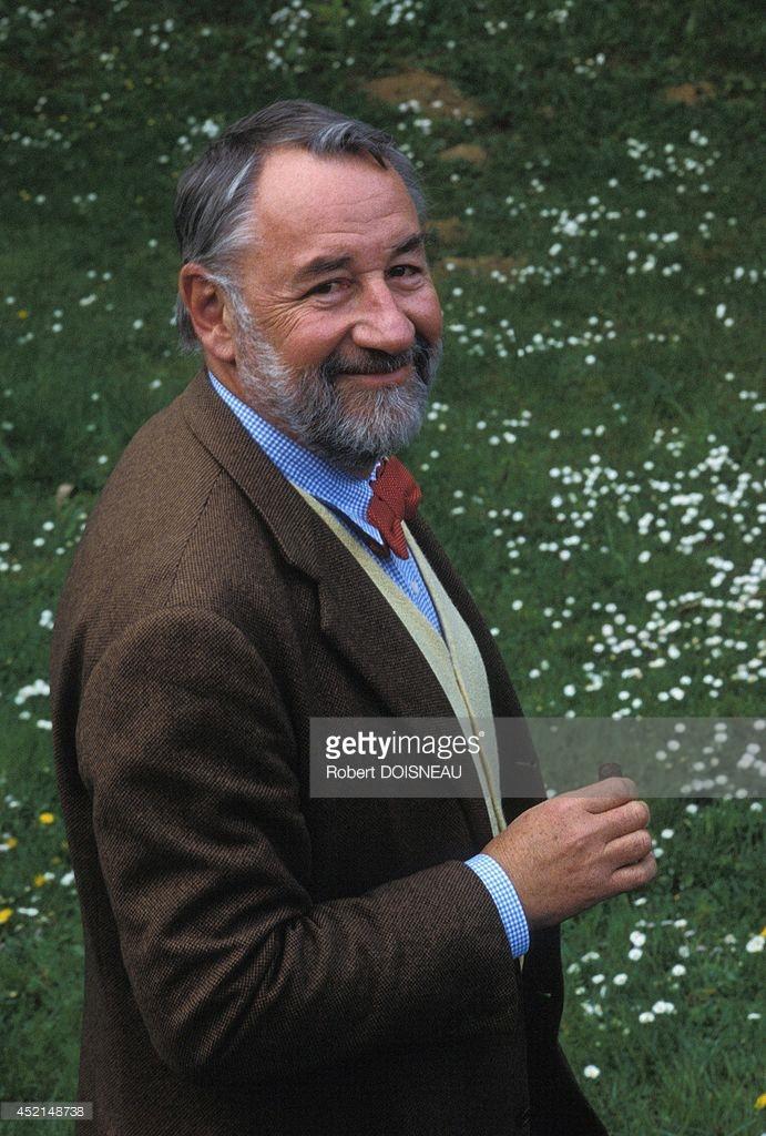 1989. Французский актер Филипп Нуаре