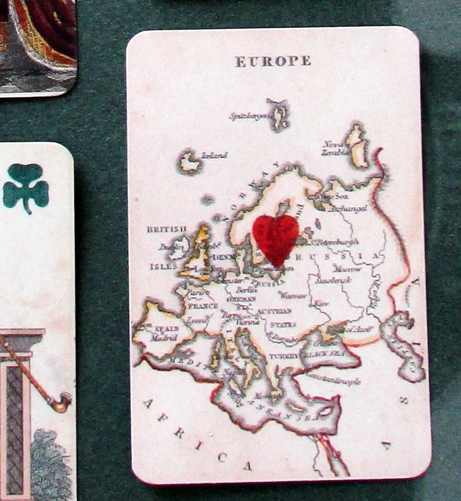 музей карт Петергоф