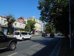 Варна. Морская прогулка. Город