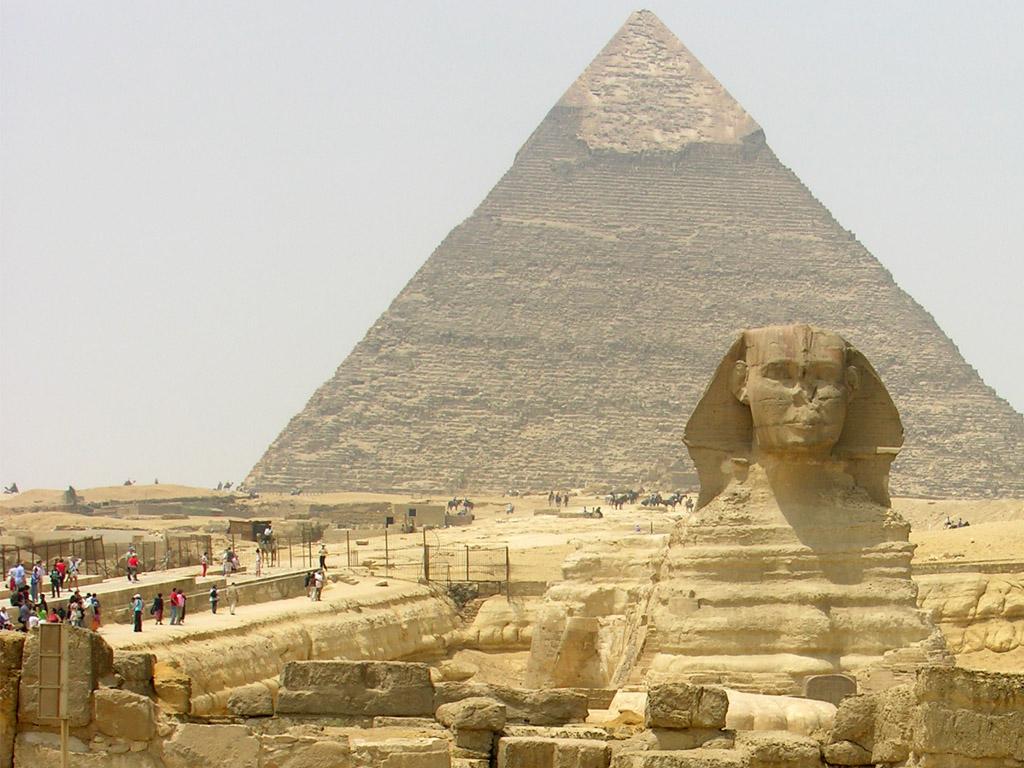 Раскрыта тайна строительства пирамиды Хеопса