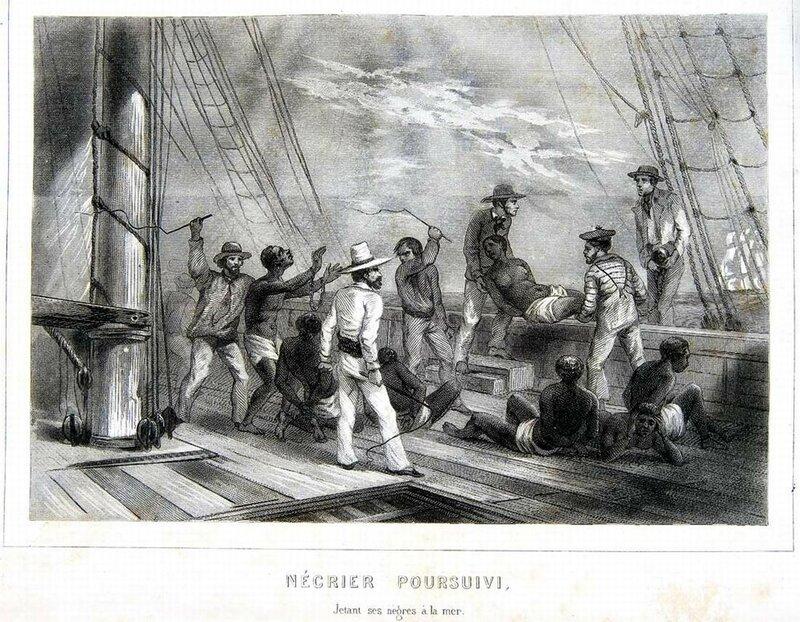 美国奴隶贸易简史