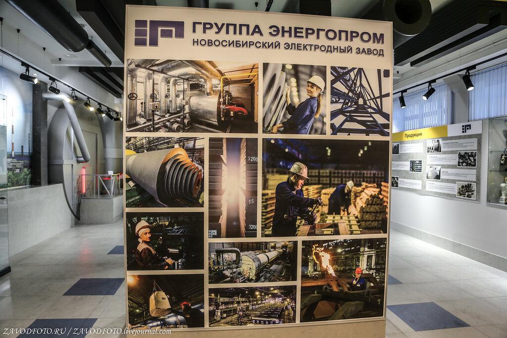 Музей Новосибирского электродного завода