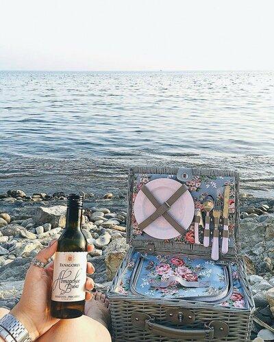 Сентябрь, море, лето продолжается!