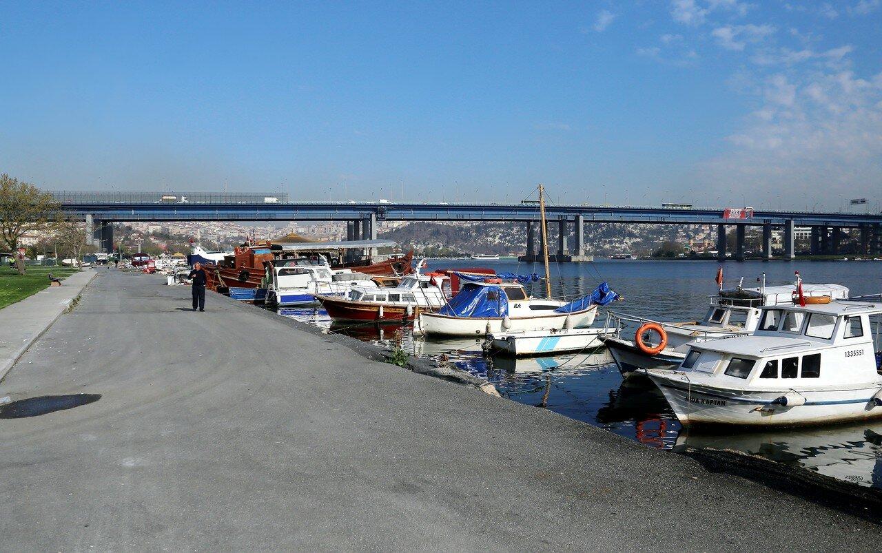 Istanbul. Promenade Ayvansaray