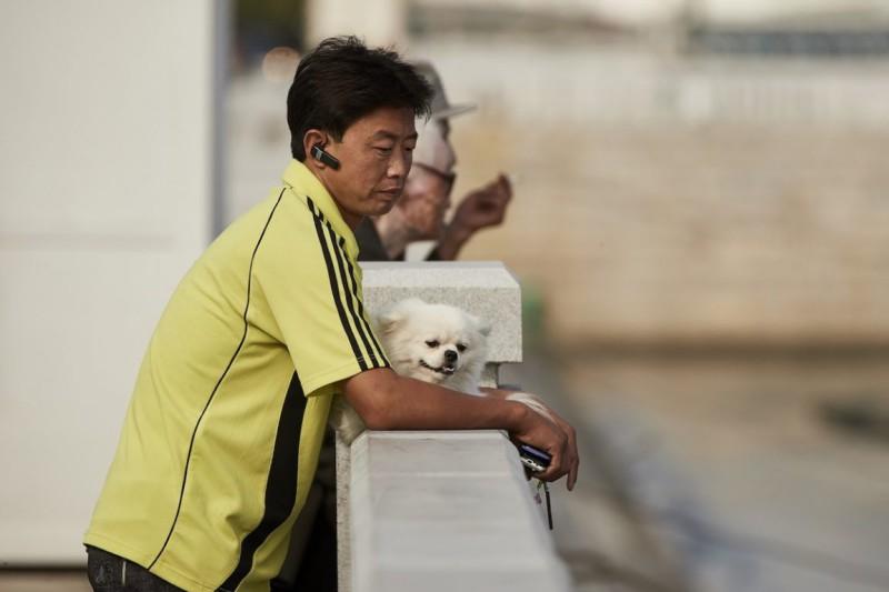 Кристиан Петерсен-Клаузен, фотограф из Китая, узнал об их существовании во время своего 10-дневного