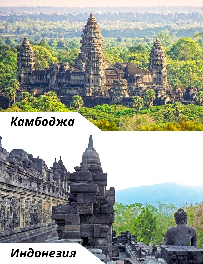 © depositphotos  © depositphotos     Ангкор-Ват донедавних пор считался за