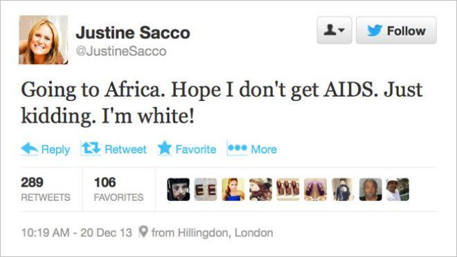Твит быстро разлетелся по Сети и вызвал возмущенную реакцию общественности в англоязычном сообществе