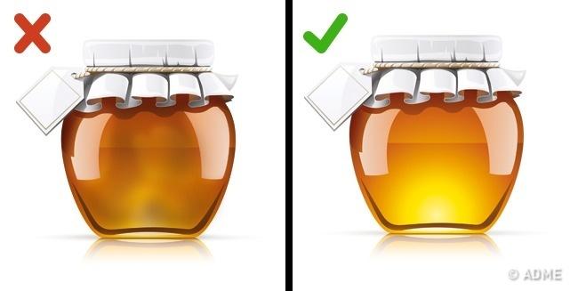© depositphotos     Натуральный мед должен быть прозрачным, иметь равномерный цвет. Навк