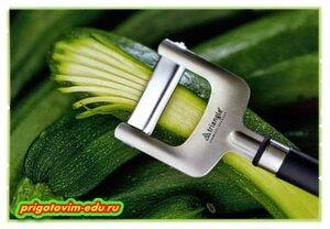 Нож для соломки для карвинга