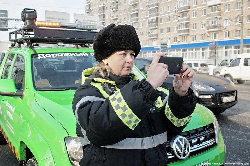 Дорожный патруль. Сущёвский вал. 06.02.18.06..jpg