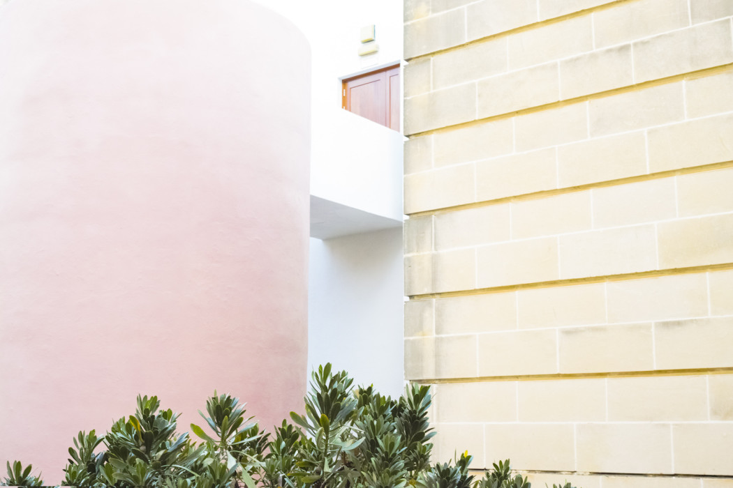 Malta University by Richard England