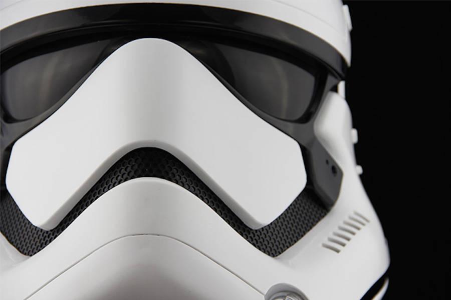 The Stormtrooper Helmet