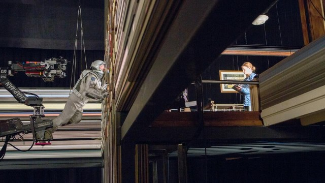 Interstellar Finale Scene Filmed Without Special Effects