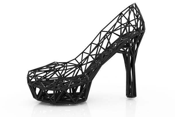 Strvct - 3D printed Fashion Shoes