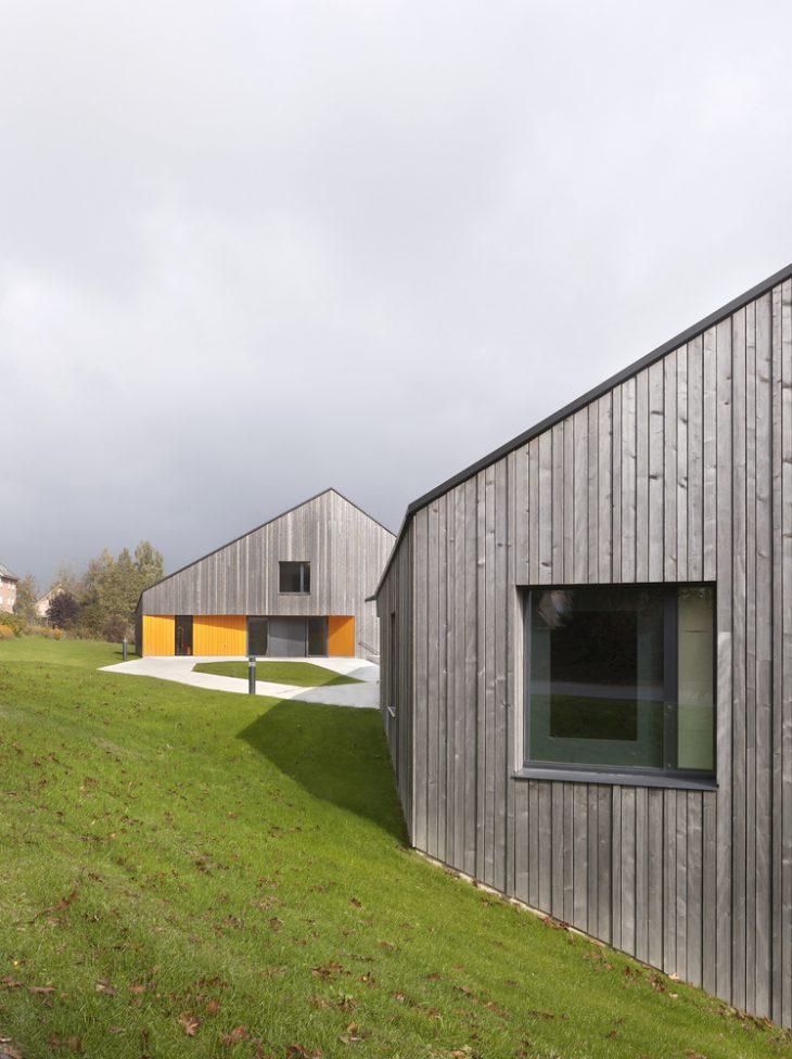 La Branche Home for the Disabled by Boegli Kramp Architekten