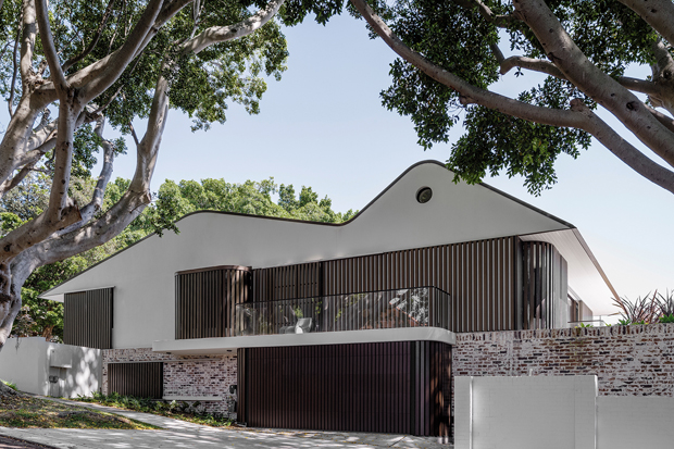 The New Twin Peaks by Luigi Rosselli Architects
