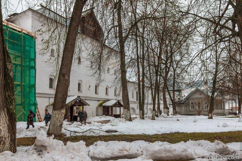 Архиерейский дом, Вологодский кремль, Вологда