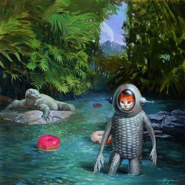 Robots & Donuts - Eric Joyner