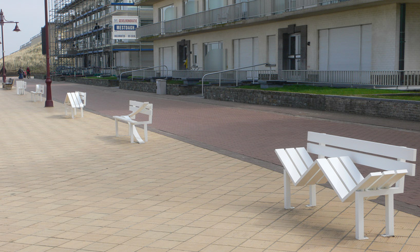 Modified Social Benches