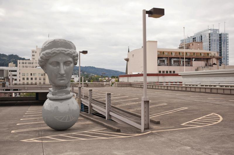 Classical Greek Sculpture GIFs (11 pics)