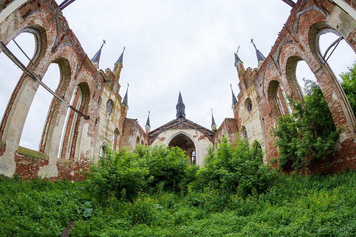 Церковь в Каменке фото 4