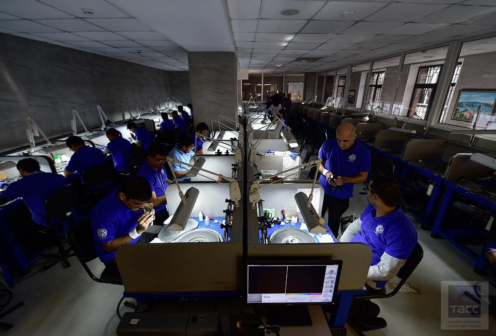 В Армении открыли крупный завод по производству бриллиантов. | Новые Инвестиции