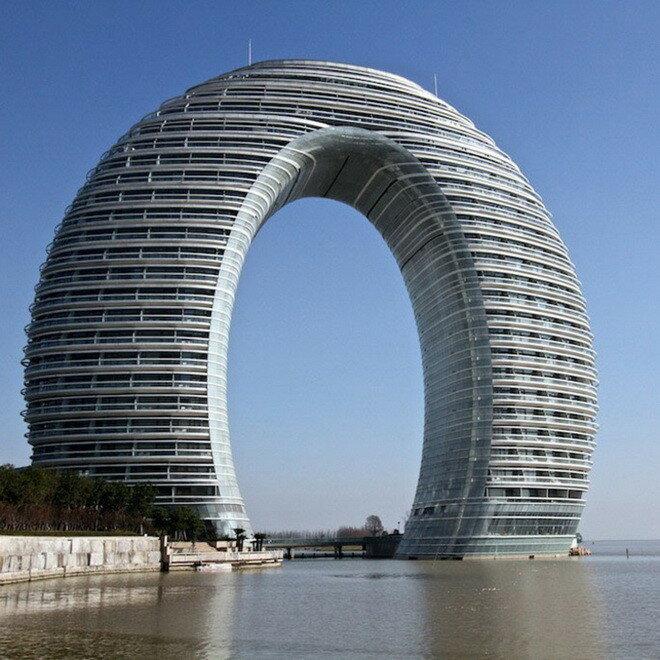 Отель Sheraton Huzhou. Китай