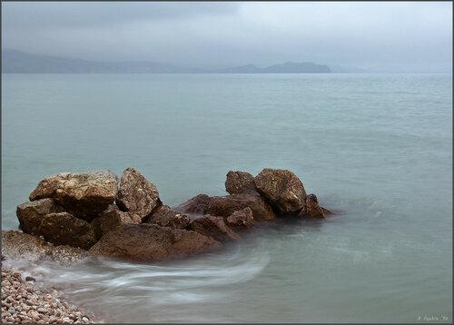 Ленивое море