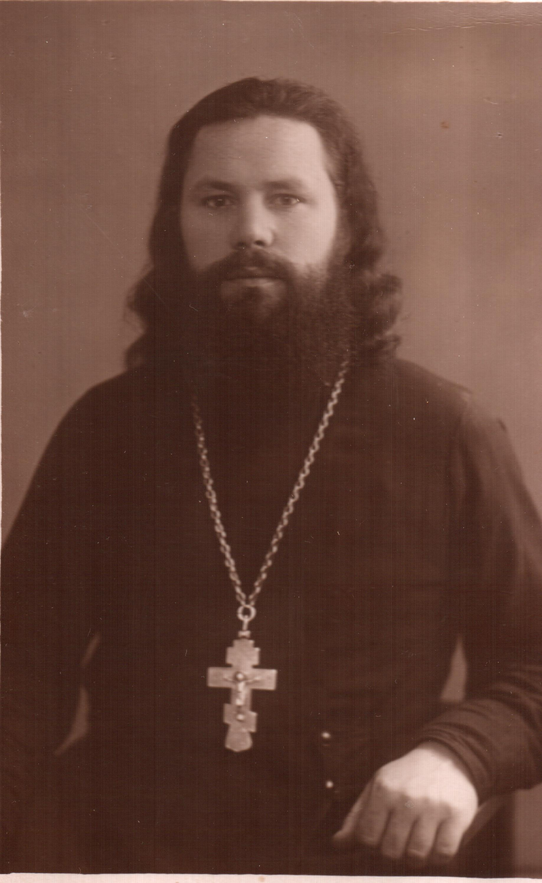 Отец Алексей Оборин
