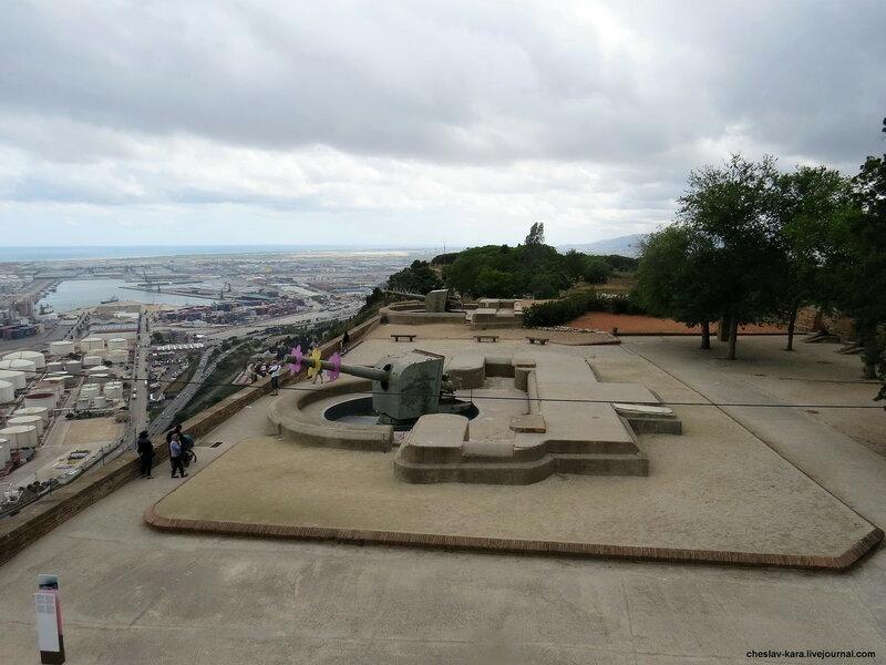 крепость Монжуик  _7200.JPG
