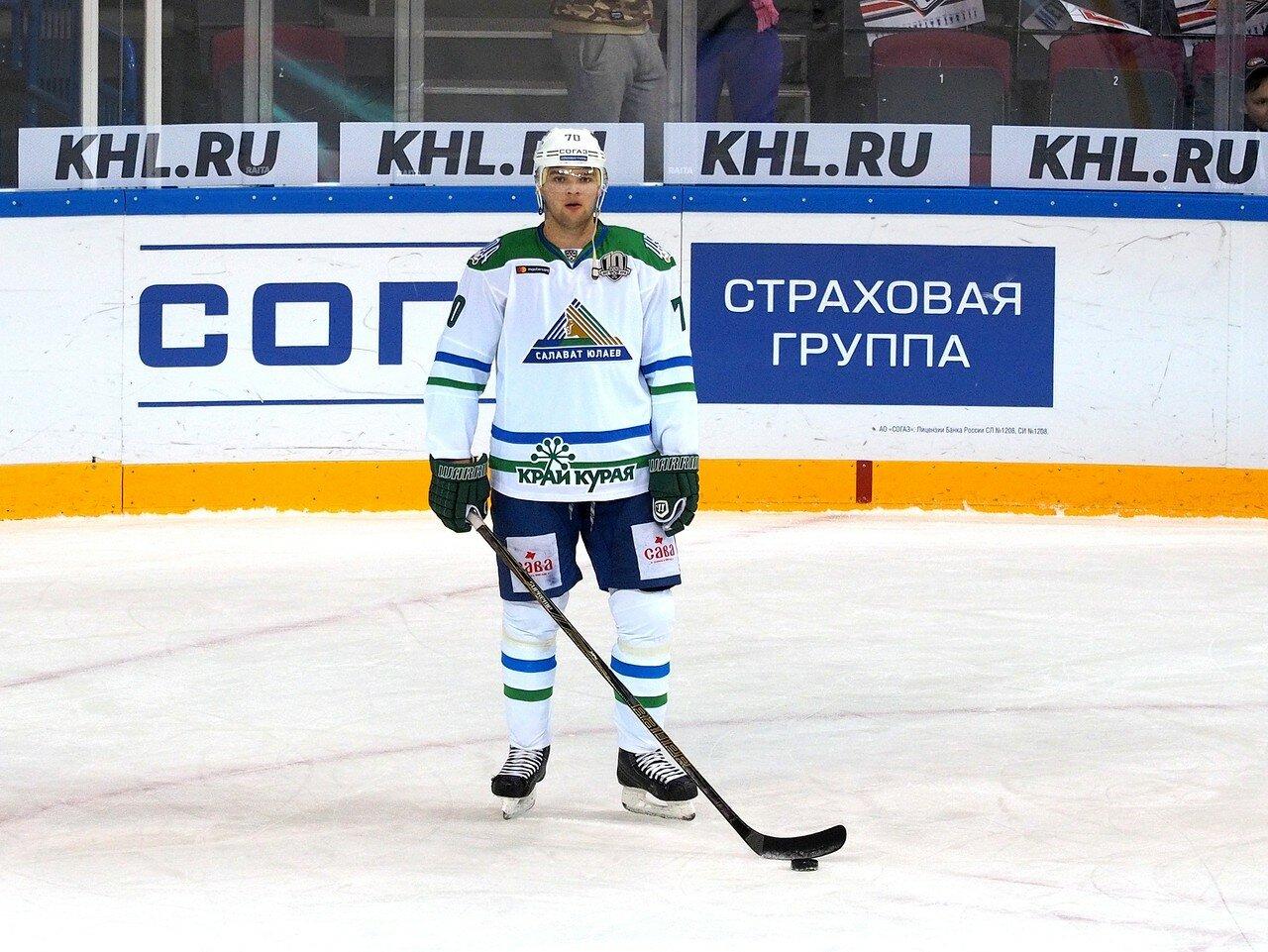 49 Металлург - Салават Юлаев 23.09.2017